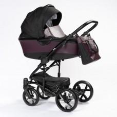 Детская коляска 2 в 1 BEBIZARO CROSS PLUM BZCR/04