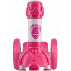 Самокат городской Foxx Baby детск., max 40 кг, пластик+сталь, EVA колеса 115 мм, белый #127650 115BA