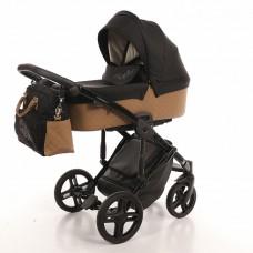 Детская коляска Nuovita Diamante 2 в 1 Marrone / Коричневый