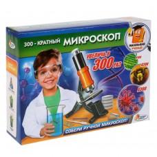 """Опыты """"Играем вместе"""": Микроскоп, увеличение 300 раз"""