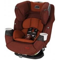 Автокресло Evenflo SAFEMAX Platinum Series Brown Red