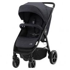 Детская коляска B-Agile M Black Shadow