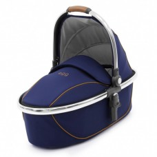 Люлька Egg Carrycot Regal Navy & Mirror Frame CC-RNM
