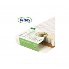 PLITEX Матрас в кроватку BAMBOO SLEEP блок независимых пружин кокос+латекс (119х60х14см) БС-119-01