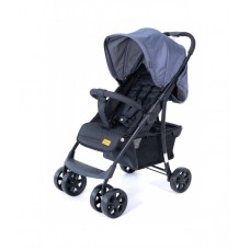 """Детская коляска Tomix """"City One"""", (Grey&Black)"""