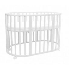 Кроватка детская Everflo Allure milk ES-008