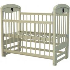 Кроватка Briciola 2 маятн.прод. авт. слоновая кость BR0211