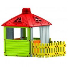 Дом с забором 3011