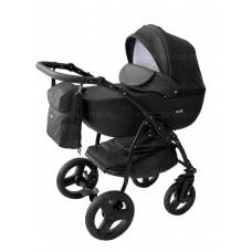 Детская коляска INCANTO ALBA цвет черный (1)