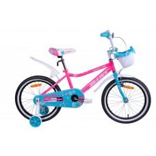 Велосипед детск. Aist Wiki 18 (розовый)