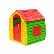 Магический домик 10-561 желтый