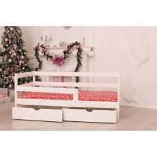 Софа «Dream Home» , цвет белый с ящиками