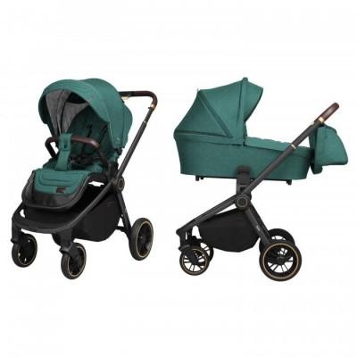 Детская коляска 2 в 1 CARRELLO Epica CRL-8510/1 Tea Green