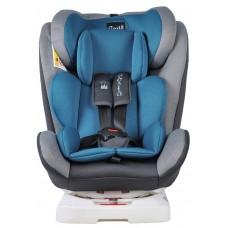 Автокресло детское CS-002 ISOFIX Синий/серый blue/gray YB104A-bg
