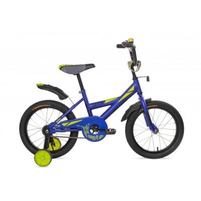 Велосипед 1402 base синий