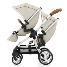 Прогулочный блок для второго ребенка Egg Tandem Seat Prosecco & Champagne Chassis TS-PCH
