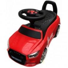 Детский толокар AUDI JY-Z01A MP3 красный