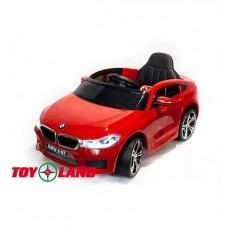 Электромобиль BMW 6 GT JJ2164 красный