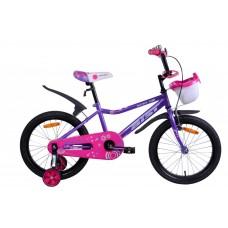 Велосипед детск. Aist Wiki 18 (фиолетовый)