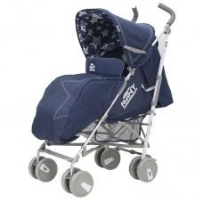 "Коляска детская ""MOLLY"" ALU Jeans (blue)"