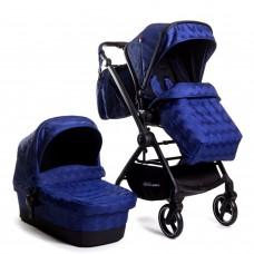 Коляска 2в1 Skillmax K201 (BLUE)