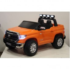 Детский электромобили Tundra (JJ2255) оранжевый