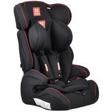 Автокресло детское Farfello GE-E чёрный (black)