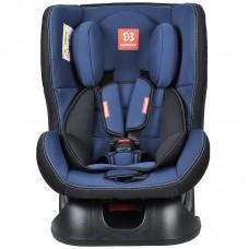 Автокресло детское Farfello GE-B чёрно-голубой (black+blue)