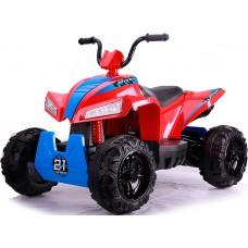 Детский квадроцикл Т555ТТ красный