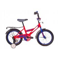 Велосипед 1602 красный