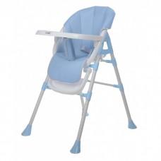 Стул детский для кормления COSTA Bona синий/blue N-009