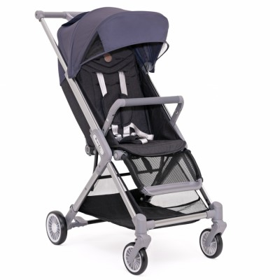 Прогулочная коляска детская ТМ BabyZz, Prime , DARK BLUE, темно синяя