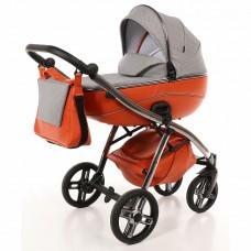 Детская коляска Nuovita Intenso 2 в 1 Arancio / Оранжевый