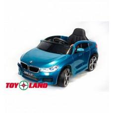 Электромобиль BMW 6 GT JJ2164 синий