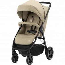 Детская коляска B-Agile M Linen Beige