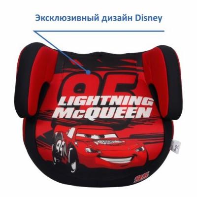 КРЕСЛО ДЕТСКОЕ SIGER 3гр (22-36) БУСТЕР Disney Тачки 95 красный Россия, AZARD (KRES2842)