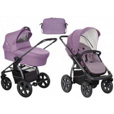 Детская коляска X-Lander X-Move 2в1 Dusk Violet с сумкой