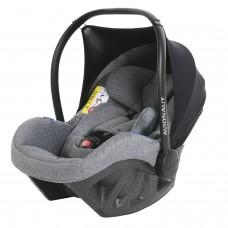 AVIONAUT Удерживающее устройство для детей 0-13 кг PIXEL GREY-MELANGE Серый