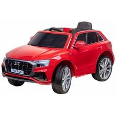 Электромобиль Audi Q8 JJ2066 красный