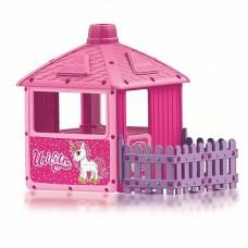 Дом с забором для девочек 2511