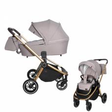 Детская коляска 2 в 1 CARRELLO Epica CRL-8510 Almond Beige