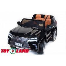 Электромобиль Lexus LX570 черный