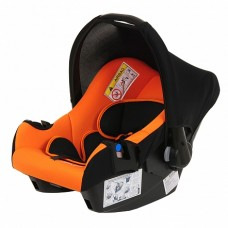 BAMBOLA Удерживающее устройство для детей 0-13 кг NAUTILUS Черный/Оранжевый