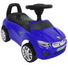 Детский толокар BMV JY-Z01B MP3 синий