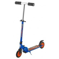 Самокат городской Foxx Extreme Power сталь PVC колеса125мм,ABEC-7, синий #117754