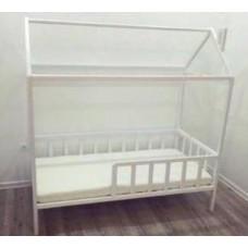 Кроватка Домик стандарт бук 160*80