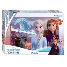 """104 Пазл """"Холодное сердце - 2"""" Disney"""