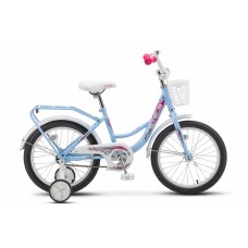 "Велосипед 18"" STELS Flyte Lady 12"" Голубой арт.Z011 (LU089095)"