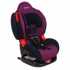BAMBOLA Удерживающее устройство для детей 9-25 кг NAVIGATOR ISOFIX Фиолетовый/Синий