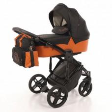 Детская коляска Nuovita Diamante 2 в 1 Arancio / Оранжевый